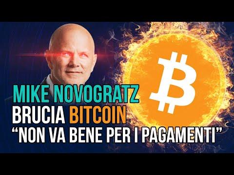 bruciare bitcoin profitto