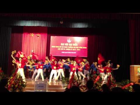 Bài ca Thanh niên Việt Nam (Tốp ca ĐH Công Đoàn)