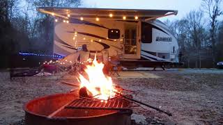 Bogue Chitto State Park, Franklinton, Louisiana  Christmas 2017 #Lancerv