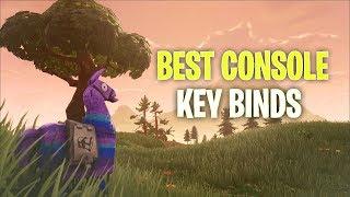 Best Ps4 and Xbox Custom Key Bindings (Fortnite Custom Key Binds)