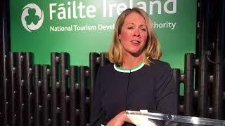 Niamh O'Shea speaks at Fáilte Ireland's Customer Experience Summit thumbnail