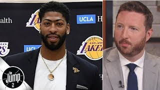 Anthony Davis won't know Lakers pressure until he has lived it – Dave McMenamin | The Jump