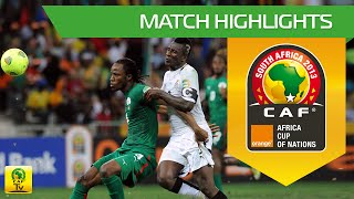 Burkina Faso - <b>Ghana</b> | CAN Orange 2013 | 06.02.2013