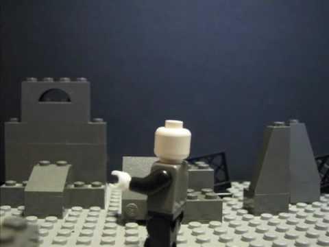 the nightmare before christmas jacks lament a lego film