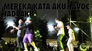Joe Flizzow feat. Altimet and SonaOne - Havoc (Live at hitz Invasion)