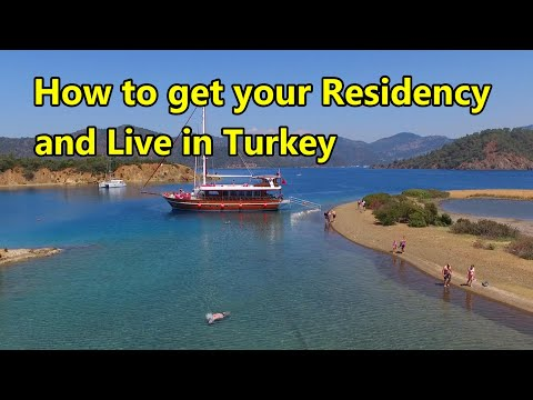Live in Turkey, How to Apply for Your Residence Permit