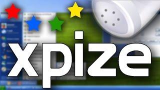 xpize - A visual enhancer for Windows XP (Demo)
