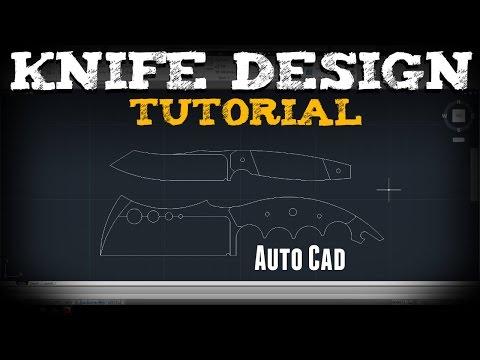 How to make a knife: Design tutorial