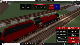 200 Sub Special With Roblox Steam Trains