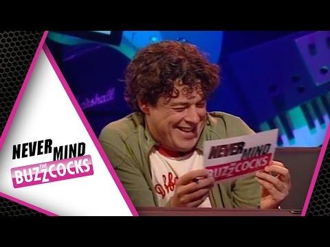 Alan Davies  s Round QI or Buzzcocks?  Simon Amstell Never Mind The Buzzcocks