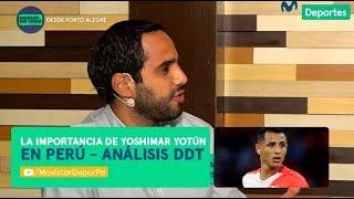 Después de Todo: la importancia de Yoshimar Yotún en la Selección Peruana | *ANÁLISIS*