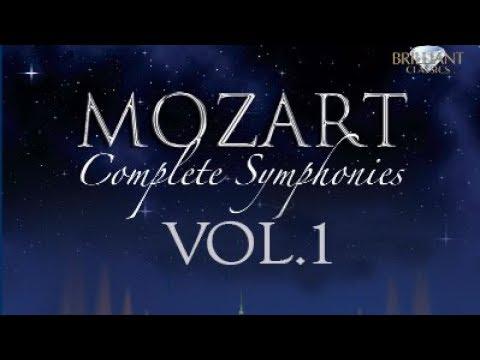 Mozart: Complete Symphonies Vol.1