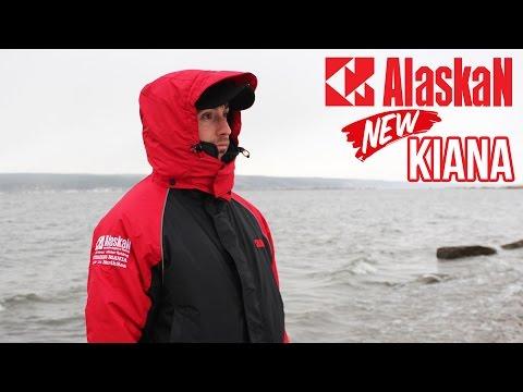 видео: Обзор обновлённого костюма для зимней рыбалки alaskan kiana. kamfish