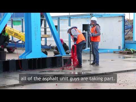 TREV-2 Group's new asphalt plant in Harku, Estonia