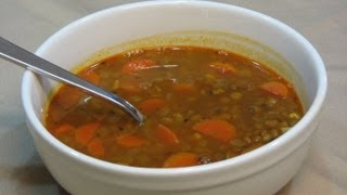 Lentil Soup -- Lynn's Recipes