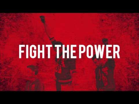 PUBLIC ENEMY: Fight the Power (Lyrics)