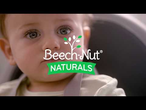 Beech-Nut® Naturals™: real food for babies™
