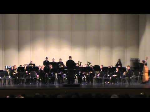 """""""The Witch and the Saint"""" East Peoria High School Mid-Illini Concert 2016"""
