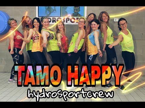 ZUMBA Tamo Happy ILEGALES megamix 59