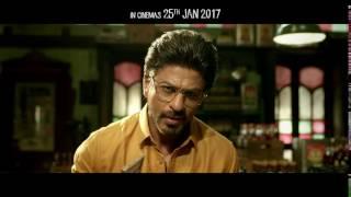 1 Day To Go | Raees Ka Din | Shah Rukh Khan, Mahira Khan, Nawazuddin Siddiqui