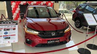 THE ALL NEW 2021 HONDA CITY 1.5 RS CVT ( Exterior & Interior ) ( Philippines )