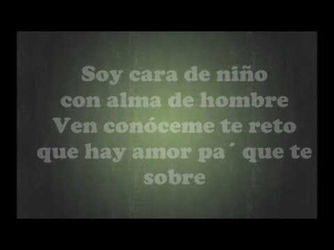 Cara de Niño - Jerry Rivera - Letra