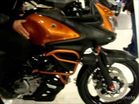 2013 MOTOSİKLET FUARI - Eurasia MOTO BIKE Expo YEŞİLKÖY - İSTANBUL