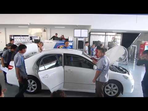 ประมูลรถยนต์ สยามอินเตอร์การประมูล 31-10-2015