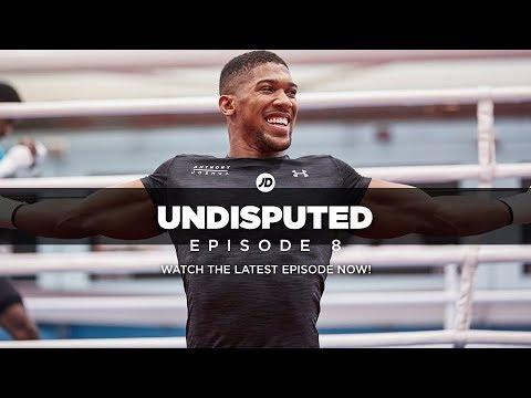 JDUndisputed: Episode 8 - Joshua v Takam