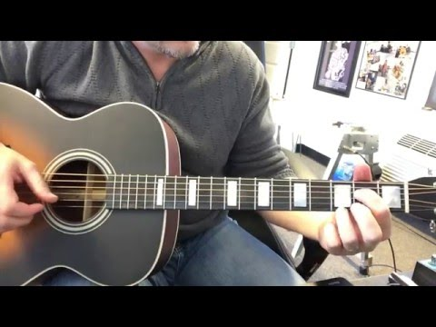 Somewhere in My Broken Heart Guitar Lesson