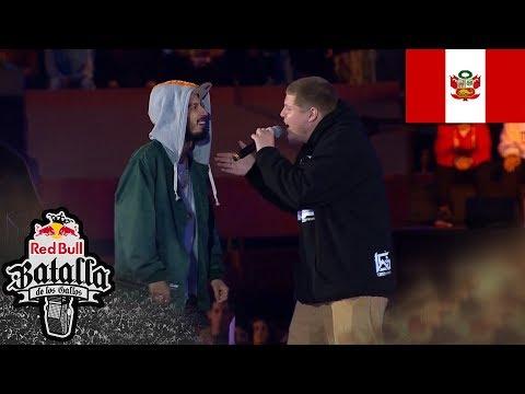 MORDEKAI vs GINOLA - Octavos: Final Nacional Perú 2017 - Red Bull Batalla de los Gallos