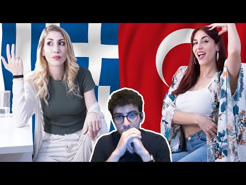 Greece VS Turkey: Stereotypes