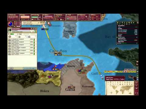 Victoria 2: How to form Italy(with Sardina Piedmont) part1