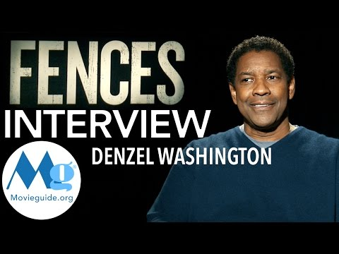 POWERFUL Interview with Denzel Washington