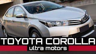 Toyota Novo Corolla 2015 / 2016