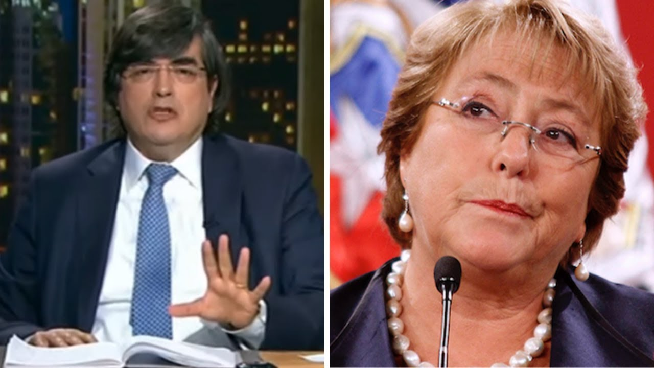Jaime Bayly Se Las Canta Clarito A Michelle Bachelet Youtube He has won an emmy award and two of his books have been adapted into. jaime bayly se las canta clarito a michelle bachelet