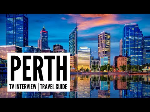 Places to Eat and Stay in Perth - The Big Bus tour and travel guide