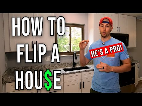 How To Flip A House For Beginners (Start to Finish)