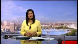 BBC World News - Broadcasting House: 2013