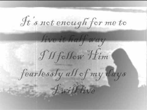 Valiant Faith Jenny Phillips Lyrics