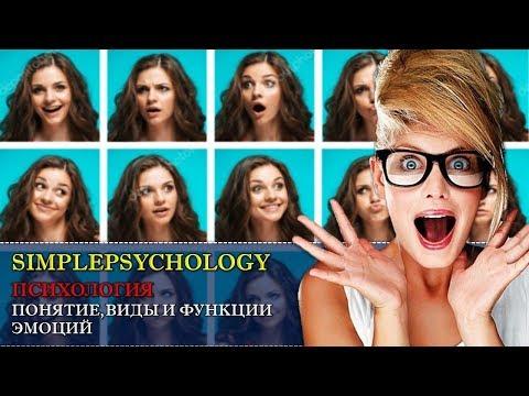 Психология емоциональные состояния