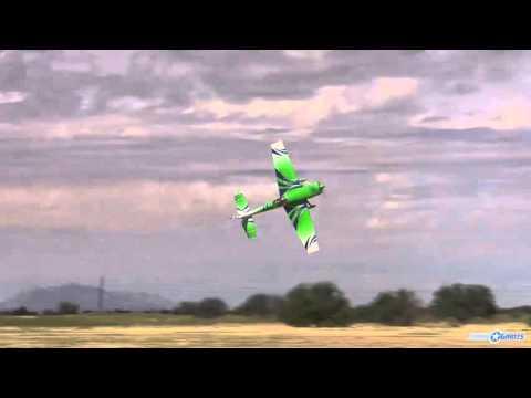 Tucson Aerobatic Shootout 2015 - Andrew Taylor - Freestyle Round 2