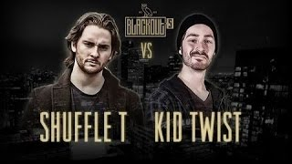 Kid Twist vs Shuffle T
