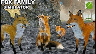 Fox Family Simulator 2020 - Android Gameplay FHD