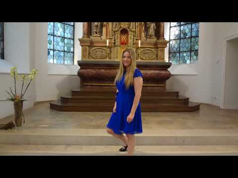 Good King Wenceslas - Jenny Daniels singing