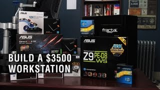 Build A Workstation Pc - Our Dual Xeon Build And Guidelines To Help With Yours