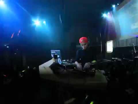 DJ Vicky Nitinegoro at Terrace Cafe