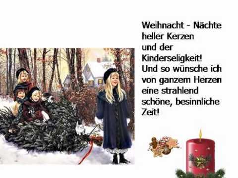 Wünsche Euch Besinnliche Weihnachten.Ich Wünsche Dir Und Deinen Lieben Eine Besinnliche Schöne Weihnachtszeit