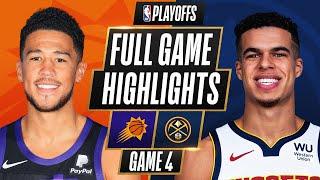 Game Recap: Suns 125, Nuggets 118