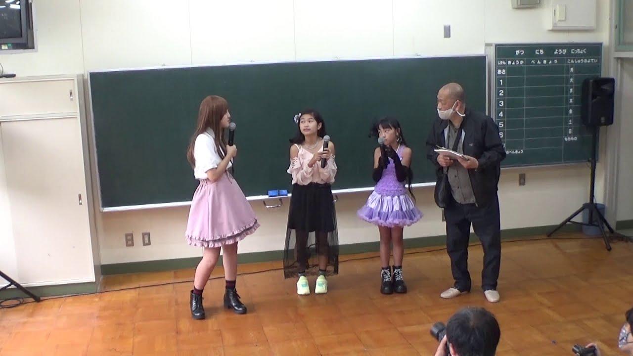2020.10.18 ミルキャン さくらの咲く学校撮影会ライブ